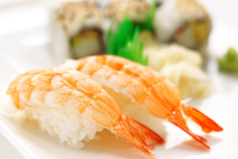 Ginger Sushi