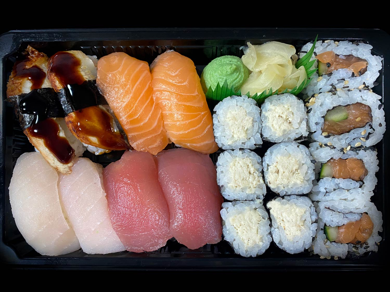 Ginger sushi - Nippon